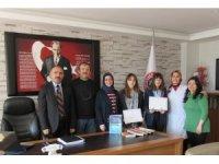 'Dilimiz Kimliğimizdir' ödülleri Fen Lisesine