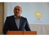 """AK Partili Çakar: """"Bir ülkenin gelişmesi yerelle başlar"""""""