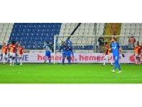 Spor Toto Süper Lig: Kasımpaşa: 2 - Galatasaray: 1 (Maç sonucu)