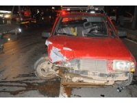 Aydın'da trafik kazası 5 yaralı