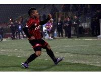 Spor Toto Süper Lig: Gençlerbirliği: 1 - Göztepe: 0 (İlk yarı)