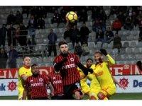 Spor Toto Süper Lig: Gençlerbirliği: 3 - Göztepe: 0 (Maç sonucu)