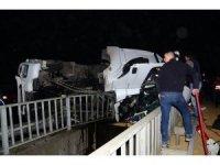 Ordu'da trafik kazaları: 1 ölü, 5 yaralı