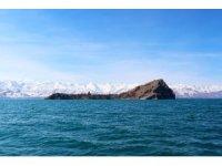 Van Gölü'nün yüzey suyu sıcaklıkları artıyor