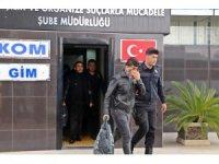 Antalya'daki otopark operasyonuna 10 tutuklama
