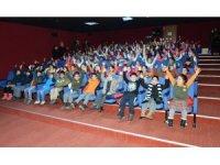 'Tebessüm Sineması'nda 24 bin kişi film izledi