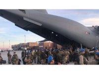 Suriye sınırına özel birliklerden oluşan bin kişilik askeri personel sevkıyatı yapıldı