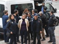Terör propagandası yapan 6 HDP'li yönetici adliyeye sevk edidli