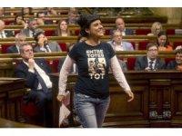 Ayrılıkçı Katalan siyasetçi Gabriel, Mahkemeye gitmeyecek