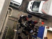 Polisten Bahçelievler'de silahla bir kişiyi yaralayan şahsa operasyon