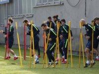 Osmanlıspor, Antalyaspor maçının hazırlıklarına başladı