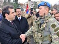 Düğüne gider gibi Afrin'e gittiler