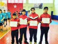 Hakkari Gençlik Spor Kulübü masa tenisi çeyrek finalde