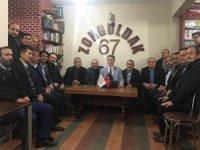 ZONDEF'den Afrin harekatına destek