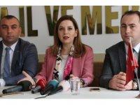 """MHP'li Arzu Erdem: """"Bir bardak su dahi verilmemeli"""""""