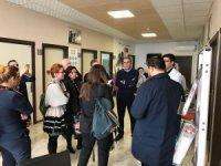 Mardin'de Bab-ı Şifa Göçmen Sağlık Merkezi hizmete girdi