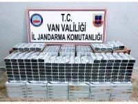 Jandarma'dan sigara kaçakçılarına operasyon