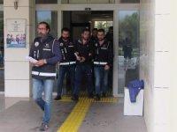 Bodrum'da Suriyeli insan kaçakçıları tutuklandı