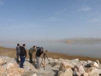 Konya'nın göl ve sulak alanlarında kış ortası kuş sayımları gerçekleştirildi