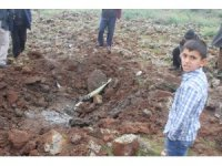 Hatay'ın Kırıkhan ilçesinde 3 noktaya 5 roket düştü