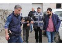 11 hırsızlık olayından tutuklandı