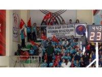 PTT Kadınlar Türkiye Kupası: Yakın Doğu Üniversitesi: 88 - Abdullah Gül Üniversitesi: 53