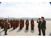 Genelkurmay Başkanı Akar Ürdün'ü ziyaret etti