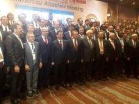 """ATO Başkanı Baran: """"Türkiye yangın yerine dönen coğrafyanın ortasında bir güven adası olarak varlığını muhafaza ediyor"""""""