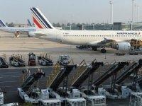 Air France çalışanları grevde