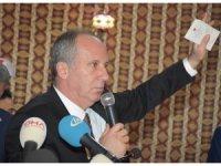 CHP'li İnce'den parti genel başkanlarına istifa önerisi