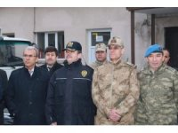 Bitlis'teki özel hareketçiler Afrin'e uğurlandı