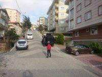 Ataşehir'de polisi alarma geçiren bomba ihbarı