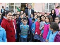Başkan Alıcık öğrencilerin kalbinde taht kurdu
