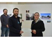 Görsel iletişim tasarımı ana sanat dalı sergisi SAÜ'de açıldı