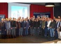 DTO heyeti, Türk Alman Ticaret ve Sanayi Odası üyeleriyle bir araya geldi