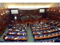 Kosova Meclisi Genel Kurulu başlamadan bitti