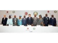 Türkiye-Ecowas Ticaret ve Yatırım İşbirliği anlaşması imzalandı