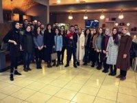 Baro Başkanı Aktürk, avukatlarla kahvaltıda biraraya geldi
