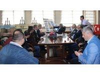 Nazilli'de şoförlerden Başkan Alıcık'a teşekkür