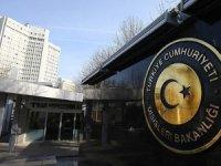 Dışişleri Bakanlığı'ndan Hollanda'ya kınama