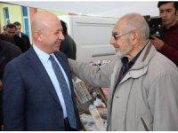 Başkan Çolakbayrakdar, Yenişehir Mahallesi'ne müjde verdi