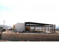 Büyükşehir'in zeytin işleme tesisi Mart ayı sonunda açılıyor