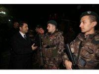 Mardin'de Polis Özel Harekat timleri Afrin'e uğurlandı