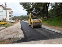 Manavgat Kavaklı Mahallesi'ne sıcak asfalt