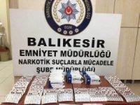 Balıkesir'de uyuşturucu taciri yakalandı
