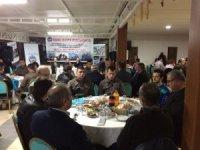 Osmaneli'de Mehmetçik onuruna destek yemeği