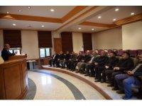 Başkan Arslan, STK temsilcileriyle bir araya geldi