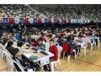 Okullar Arası Satranç Ligi'nde dördüncü etaba gelindi