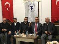 Başkan Arslan, mahalle sakinleri ile bir araya geldi
