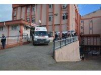 İzmir'de demir çelik fabrikasında iş kazası: 2 yaralı